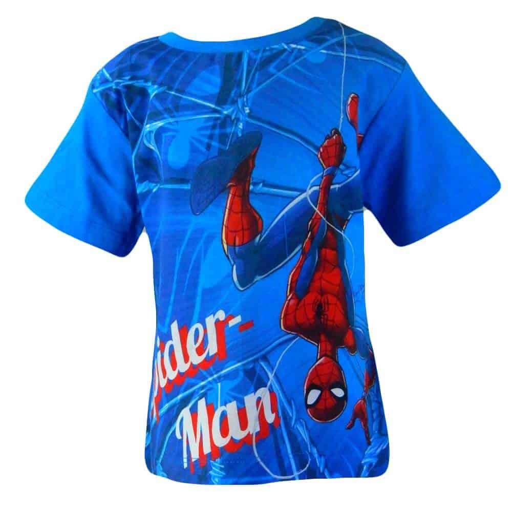 Alege haine copii. Tricou baieti cu Spiderman