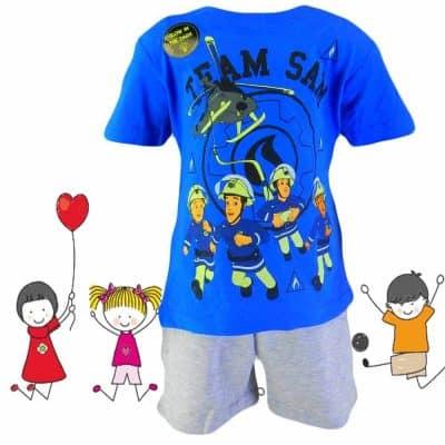 Alege haine copii. Compleu vara baieti