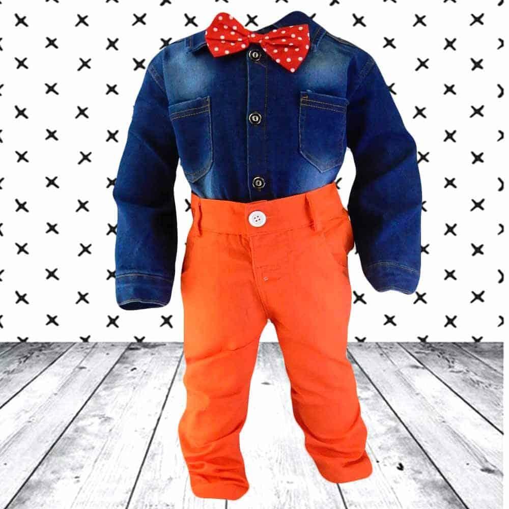 Haine copii. Costum elegant pentru baieti