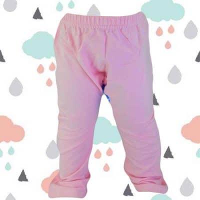 Haine copii. Alege pantaloni fetite roz