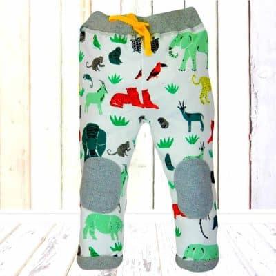 Haine copii. Pantaloni baieti Safari
