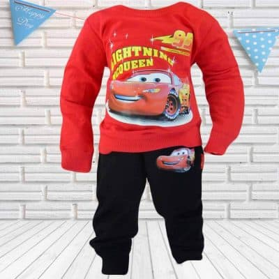 Alege haine copii. Trening baieti Cars