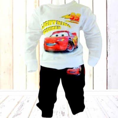 Haine copii online. Trening pentru baieti  Cars