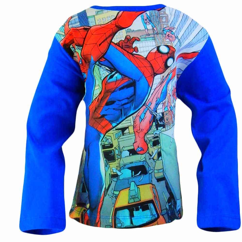 Bluza baieti Spiderman. Haine copii