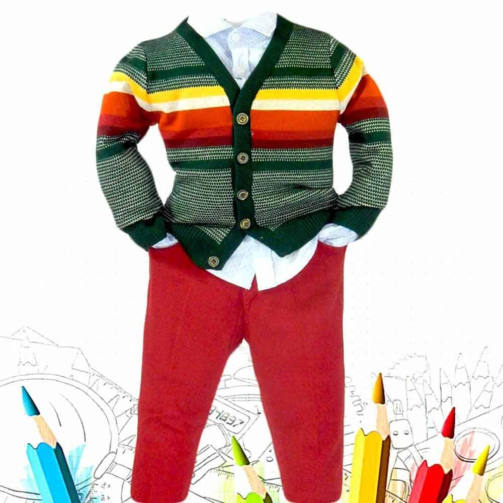 Costume pentru copii. Compleu chic pentru baieti
