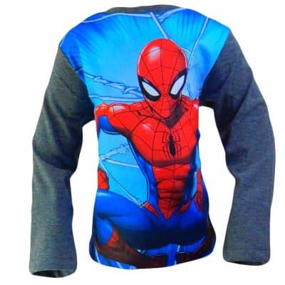 Imbracaminte copii. Bluza baieti Spiderman