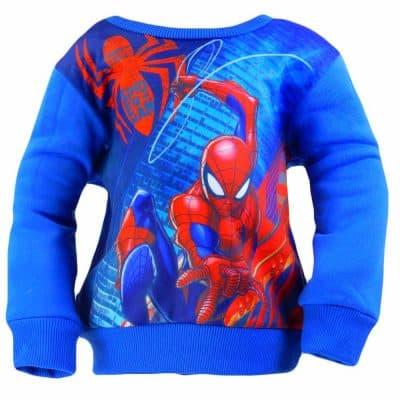 Bluze copii groase. Bluza baieti Spiderman