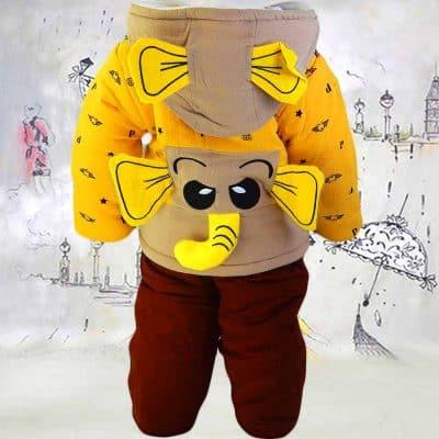 Costum gros pentru bebelusi