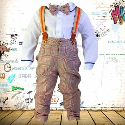 Costum baieti elegant. Alege haine copii