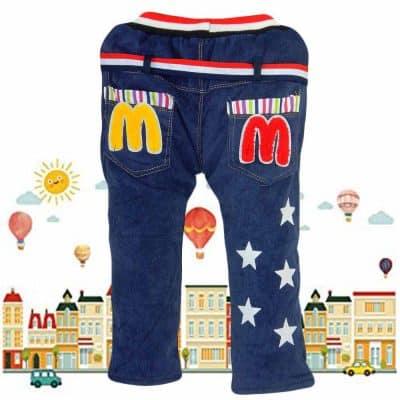 Pantaloni grosi pentru baieti