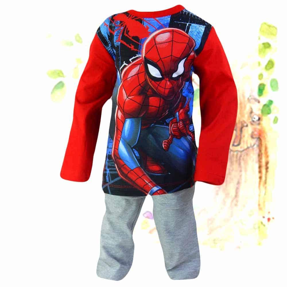 Pijamale pentru copii. Haine Spiderman