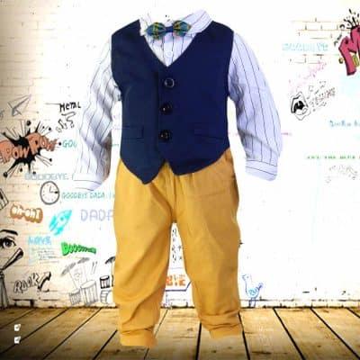 Costume elegante pentru baieti