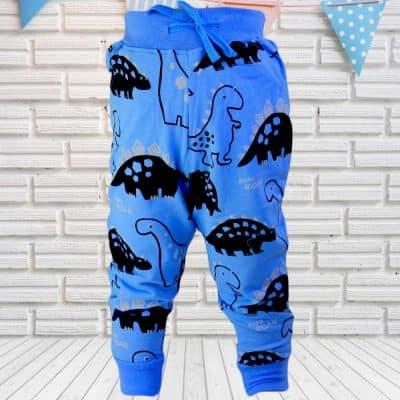 Alege pantaloni de trening copii cu dinozauri