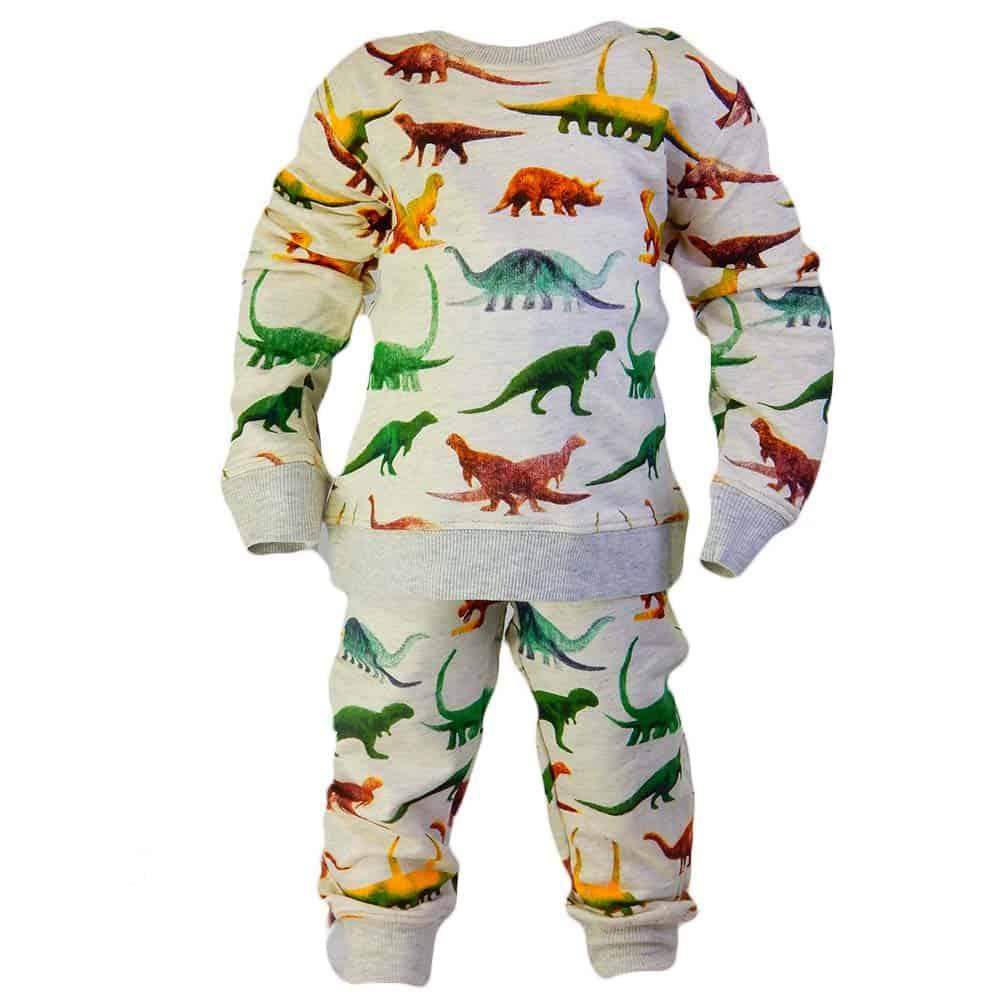 Trening baieti cu Dinozauri. Alege haine copii