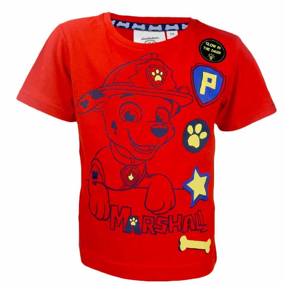 Tricou pentru baieti Marshall. Alege haine copii