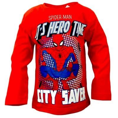 Bluza baieti cu Spiderman