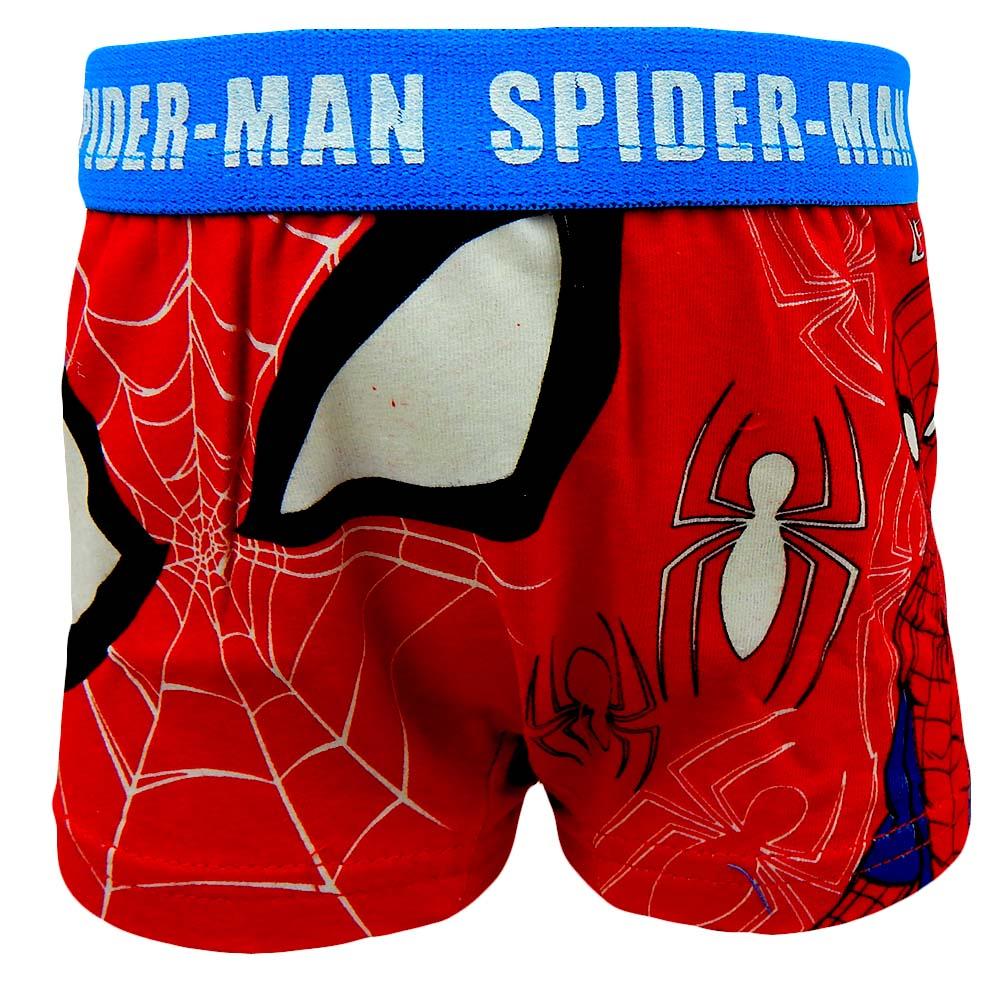 Boxeri pentru baieti cu Spiderman