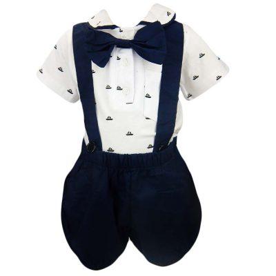 Alege costum elegant bebelusi de vara
