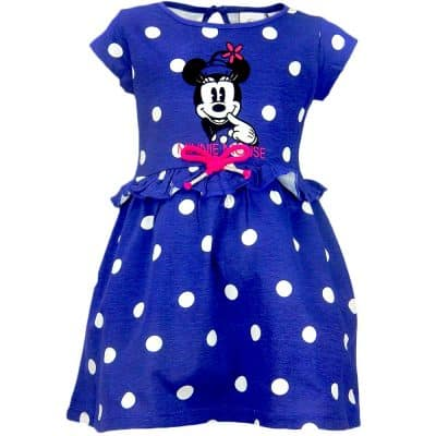 Rochie fete cu Minnie Mouse. Haine fetite
