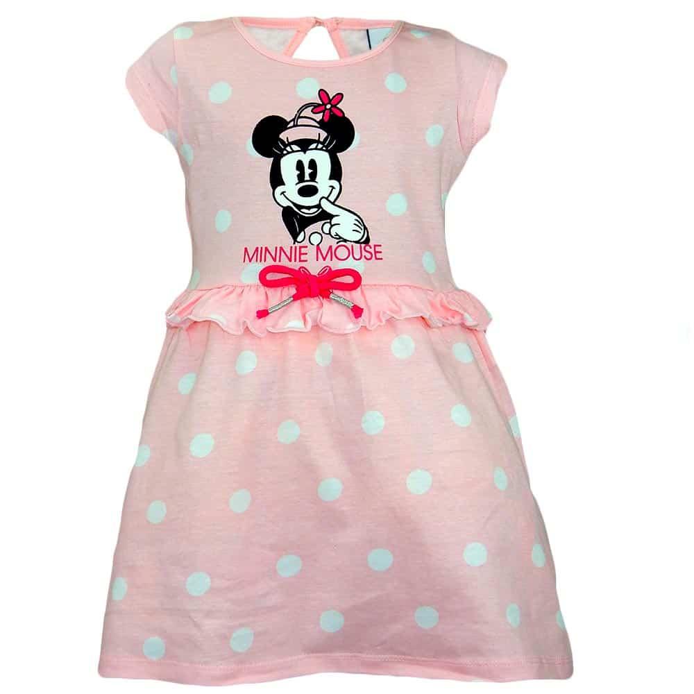 Alege rochie fete cu Minnie Mouse