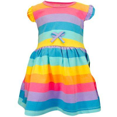 Rochie fetite colorata. Haine fete