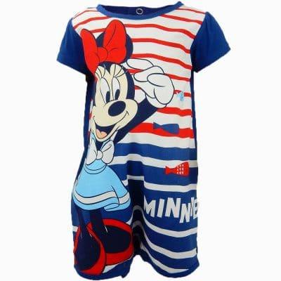 Salopeta de vara fete Minnie Mouse