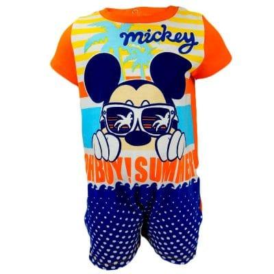 Salopeta vara bebelusi baieti Mickey