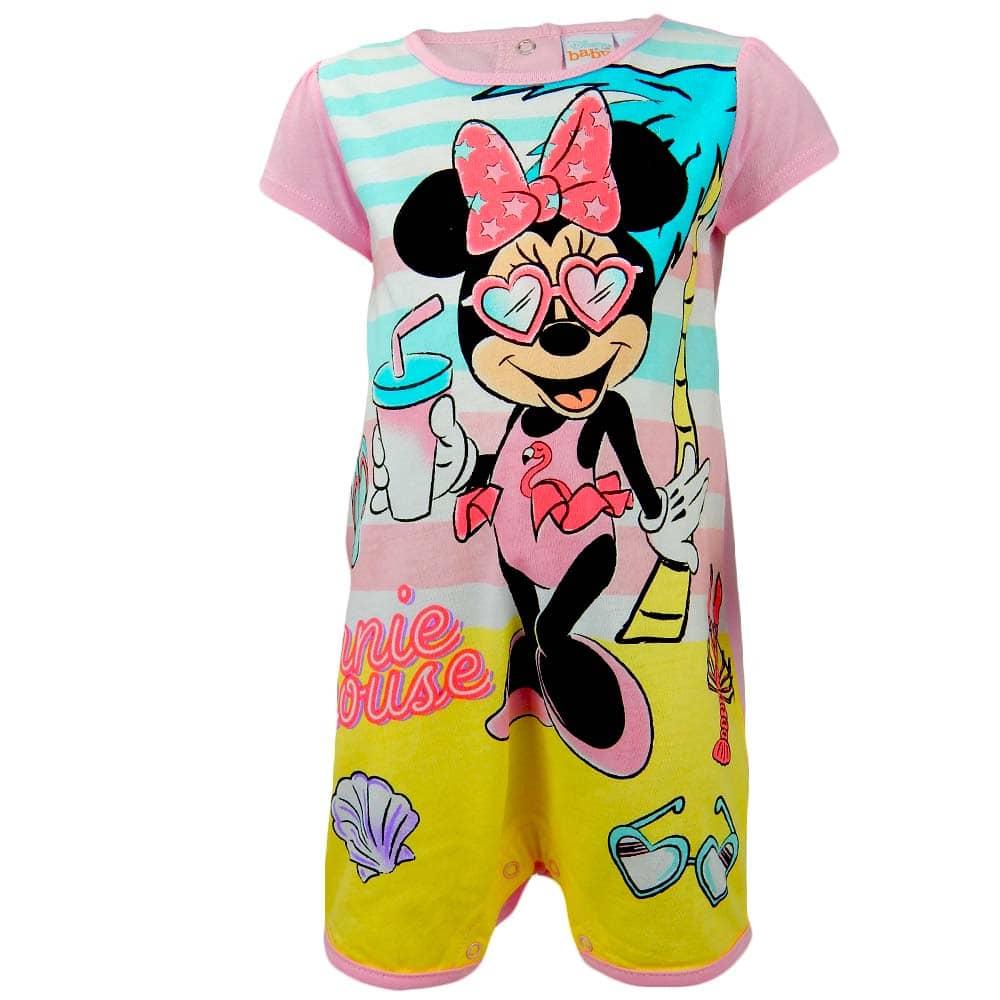 Salopeta fetite Minnie Mouse