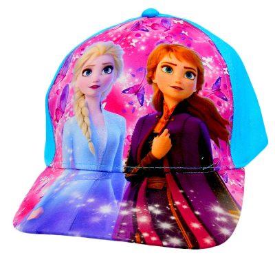 Alege sapca pentru fete cu Anna si Elsa