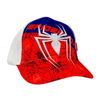 Alege sapca baieti cu Spiderman