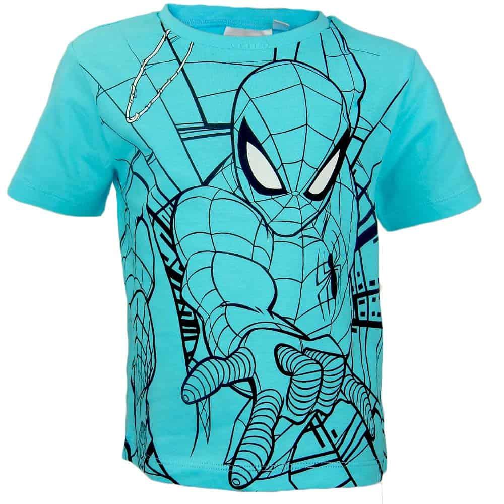 Alege tricou baieti cu SpiderMan. Haine copii
