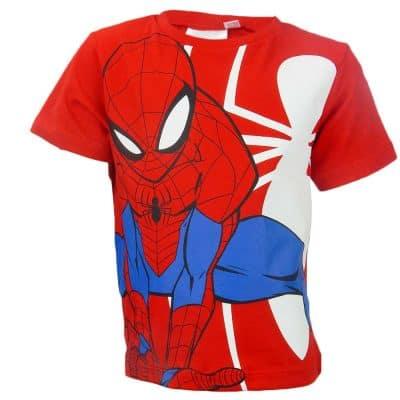 Tricou baieti cu Spiderman. Alege haine copii
