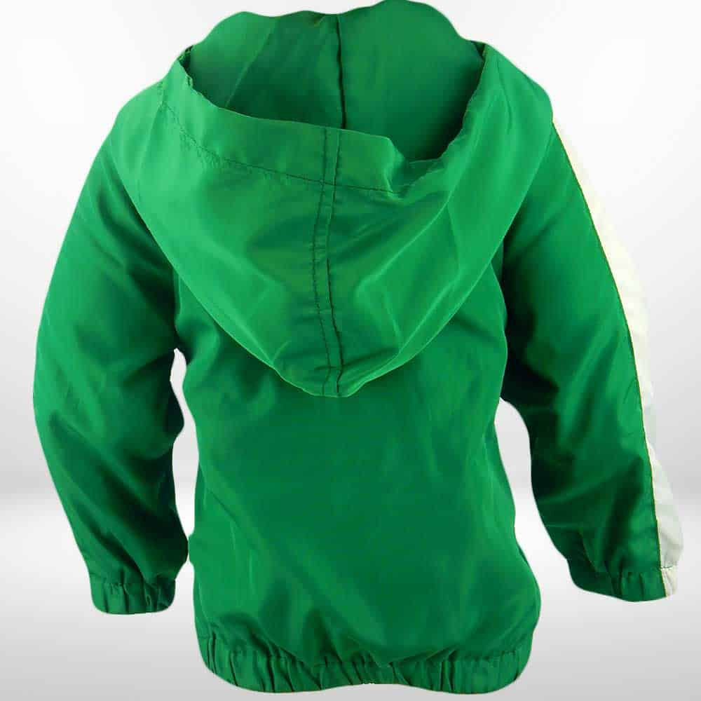 geaca-copii-verde