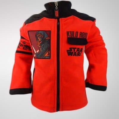 Jacheta de toamna pentru copii Star Wars