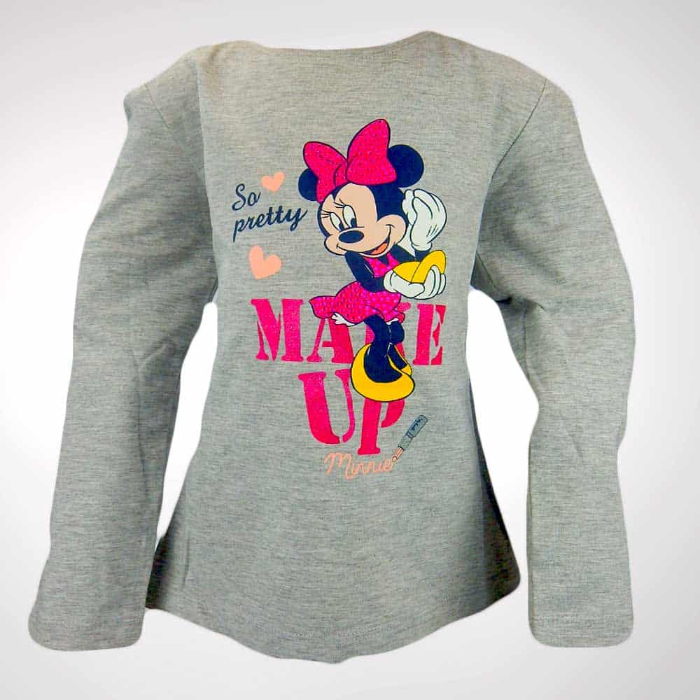 Bluza fete cu Minnie Mouse