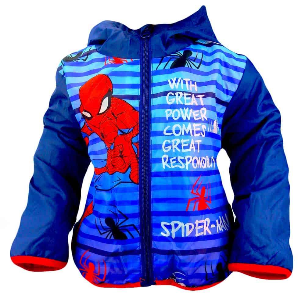 Geaca toamna Spiderman