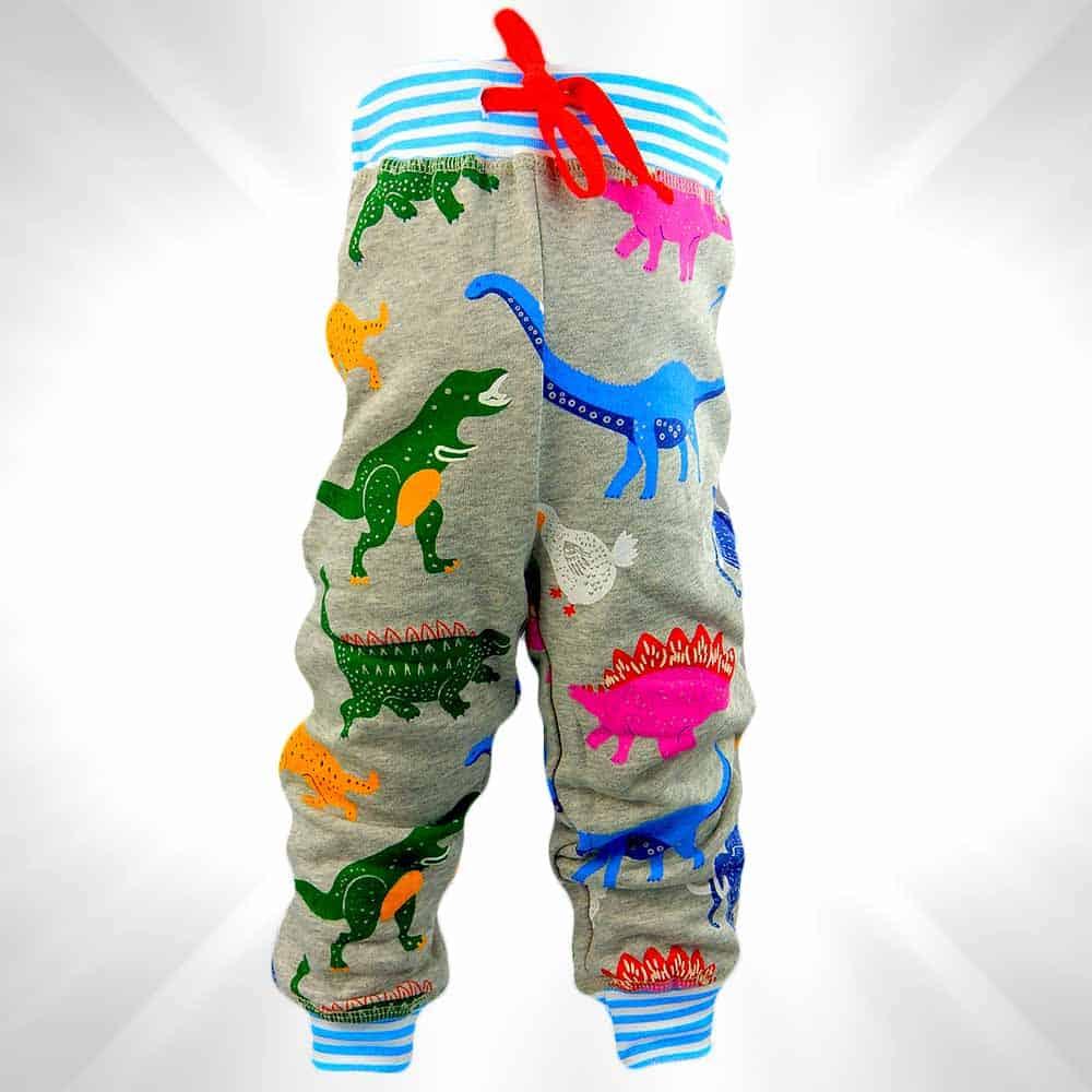 Pantaloni de trening copii Dinozaur