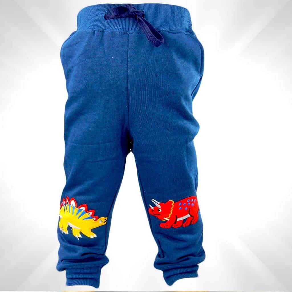 Pantaloni trening baieti Dinozauri